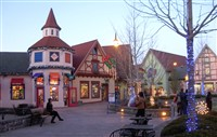 Frankenmuth at New Years