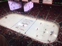 Red Wings vs. Leafs