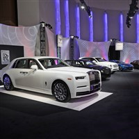 North American International Auto Show 2020