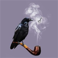 Sherlock Holmes and the Raven's Curse - N