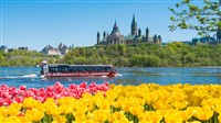 Ottawa in the springtime 2022